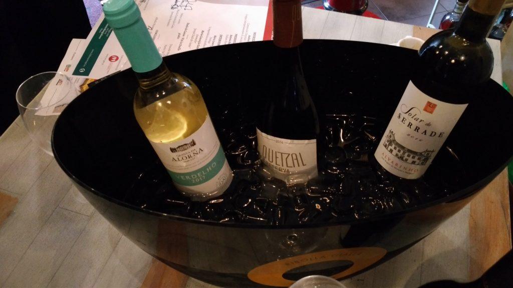 vini degustati