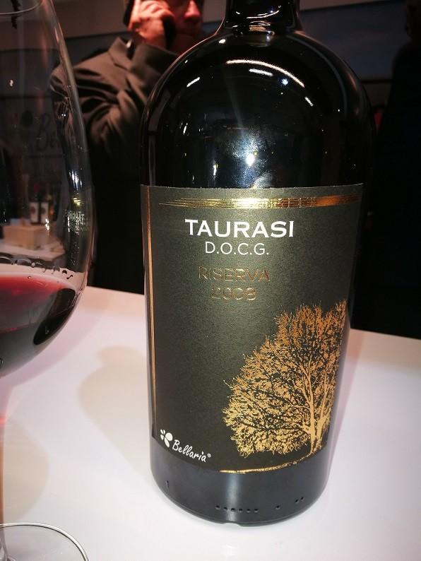 Taurasi riserva 2008