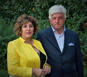Clara Monaci e Maurizio Machetti