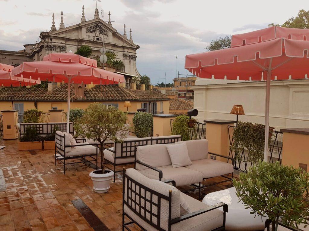 Rooftop Hotel Cesàri