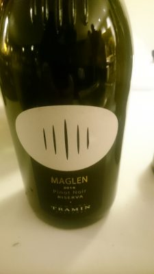 Pinot Nero Maglen 2015