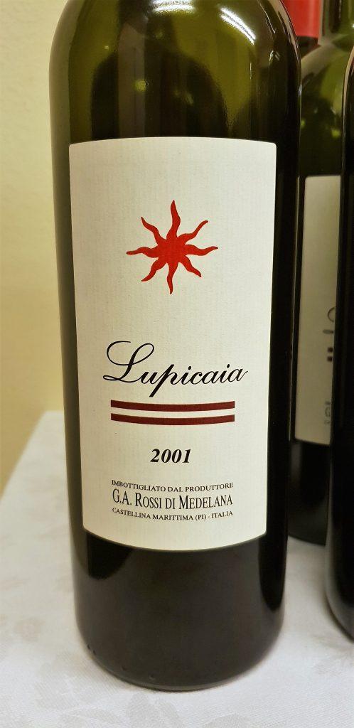 Lupicaia 2001
