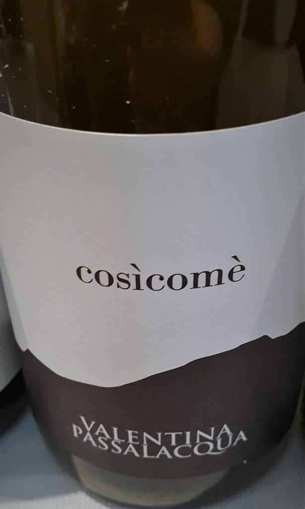 COSI' COME' 2017