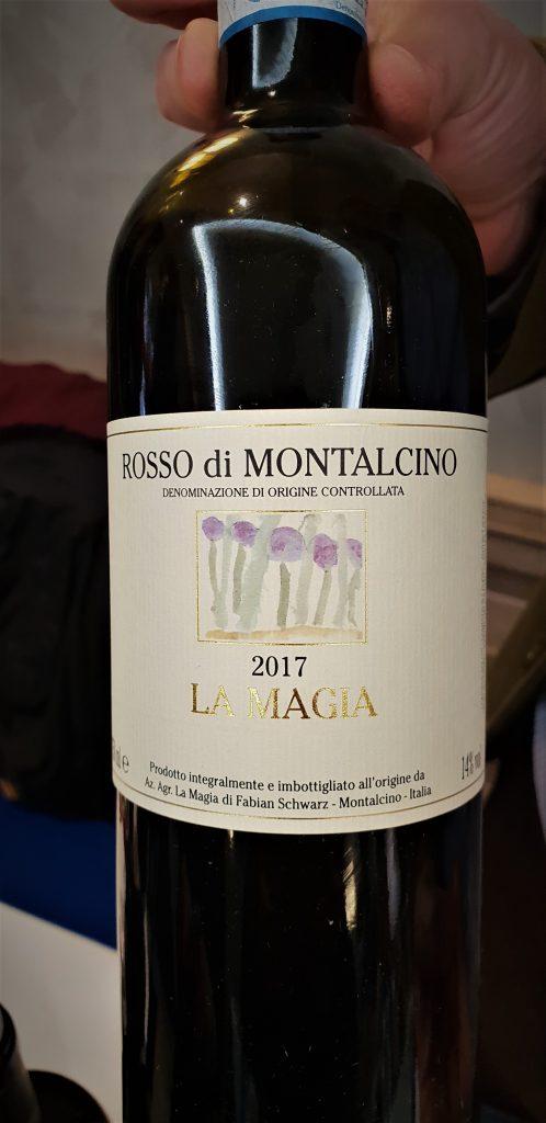 Rosso di Montalcino 2017