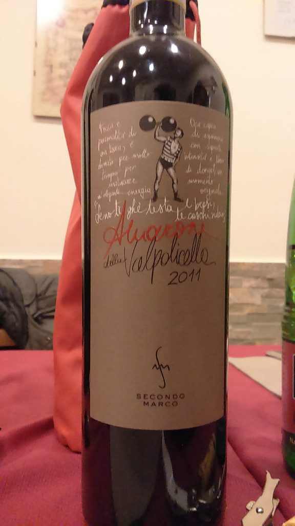 Amarone della Valpolicella 2011: