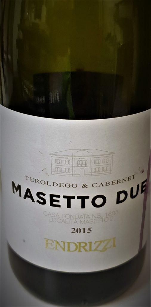 Masetto due 2015