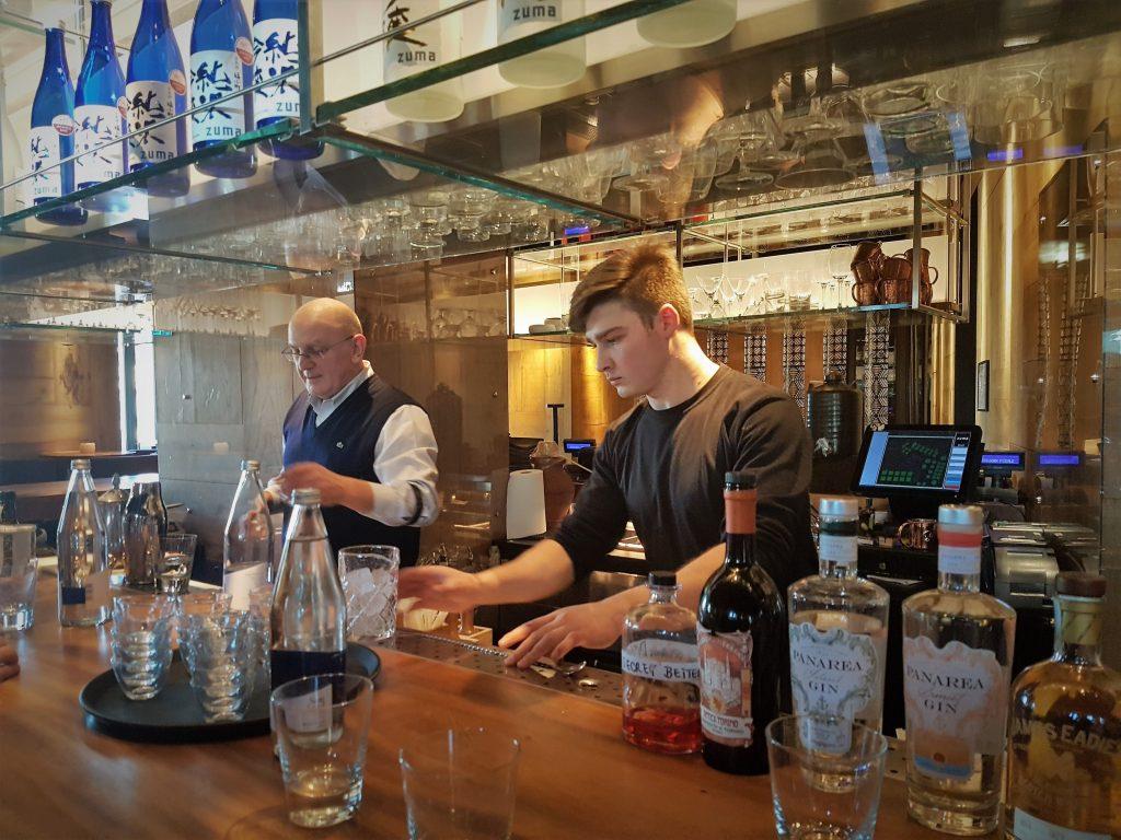 Lounge bar di Zuma