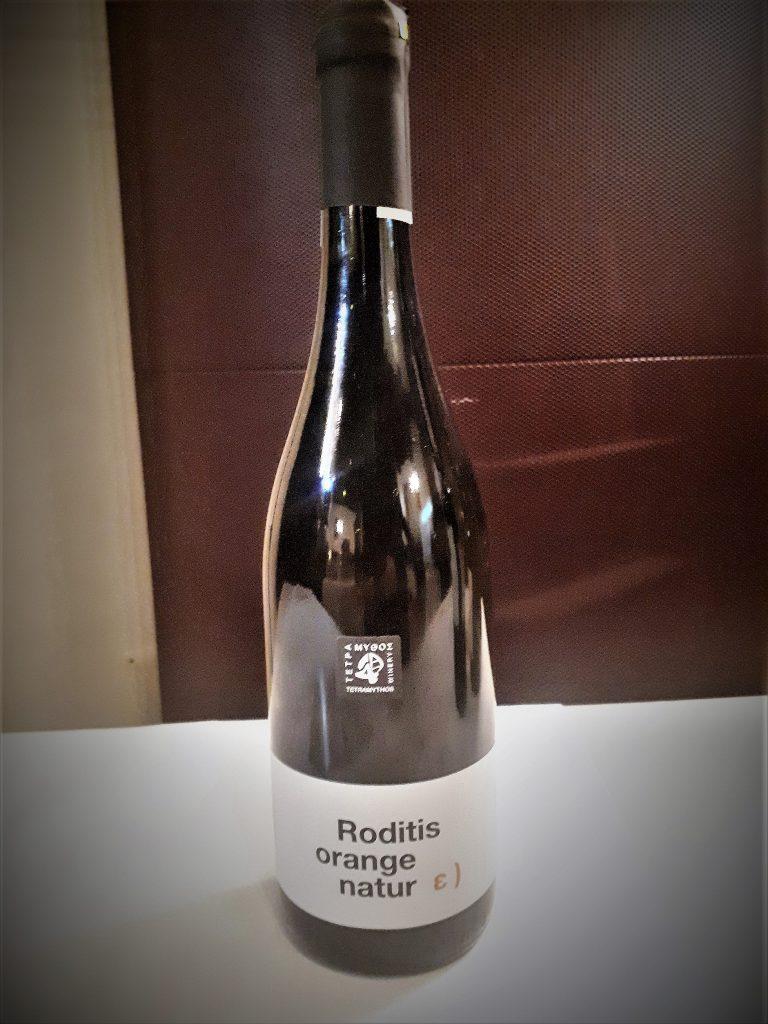 Roditis- Orange natur