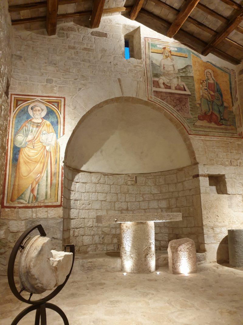 San Pietro Pettine chiesa